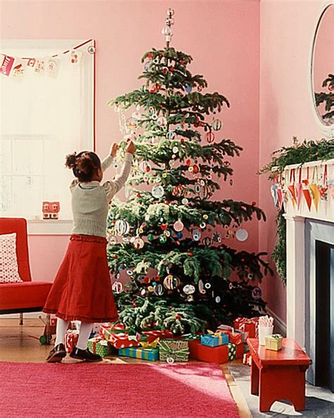 christmas tree ideas  kids martha stewart