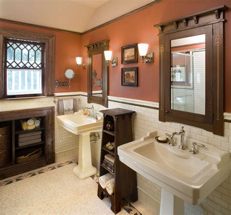 mission style floor ls bathroom1 hill house craftsman bathroom new york
