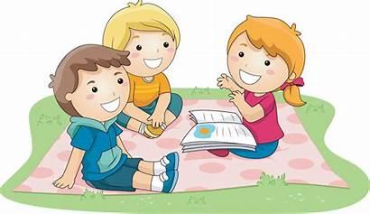 Clipart Preschool Outside Transparent Outdoors Webstockreview Ed