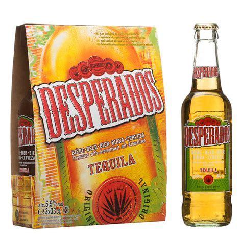 B&M Desperados Lager 3 x 330ml   289507   B&M