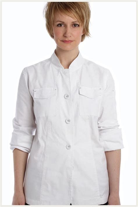 pin  shannon reed  sr chef jackets pinterest