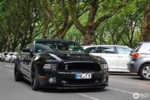 Ford Mustang Shelby Gt 500 2014 : ford mustang shelby gt500 convertible 2014 19 julio 2013 ~ Kayakingforconservation.com Haus und Dekorationen