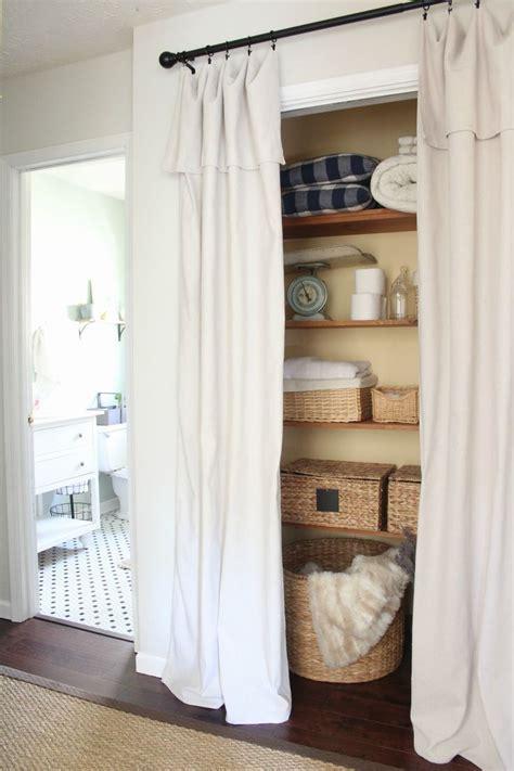 stylish closet door ideas  add style