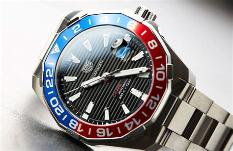 Tag Heuer Aquaracer Calibre 7 Gmt