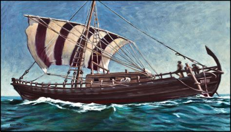 Did Phoenician cargo ships visit North America? | People ...