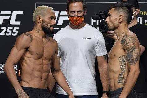 Результаты турнира UFC 255: Фигейреду - Перез