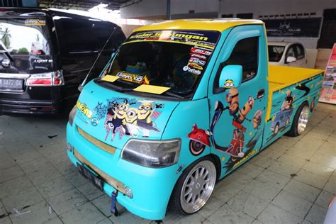 Daihatsu Gran Max Mb Wallpapers by Daihatsu Dress Up Challenge Di Padang Sumatera Barat