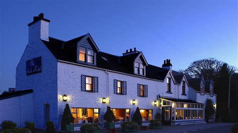 airds hotel and restaurant luxury hotels scotland pride