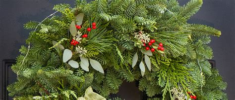 incorporating winter greenery   christmas decor