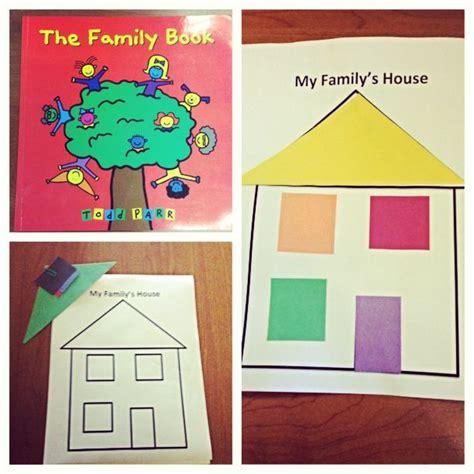 preschool family lesson plan activity families 929 | a6a8562b19f632722b78ab1268e21030