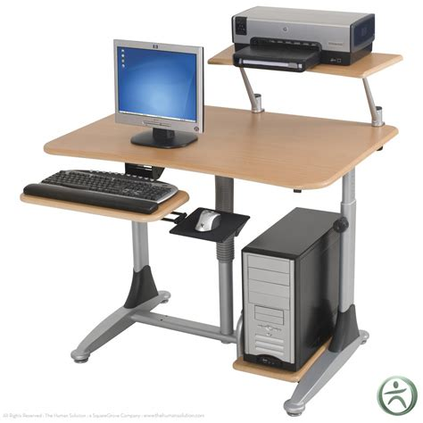 Balt Ergo Eeazy Adjustable Workstation 82493. 6 Inch Drawer Handles. Fancy X Desk. Iron And Glass Coffee Table. White 3 Drawer Dresser