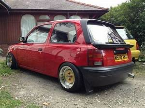 Nissan K11 Micra Parts    Performance    Modified
