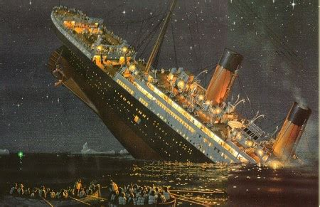 When Did The Sinking Of Lusitania Happen by April 15 1912 Titanic Sinks Craig Hill Training Services