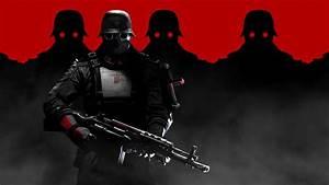 Wolfenstein The New Order Shotgun - wallpaper.