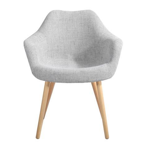 chaise grise tissu chaise anssen grise testez nos chaises anssen grises