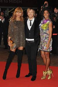 Cathy Guetta and David Guetta Photos Photos - NRJ Music ...