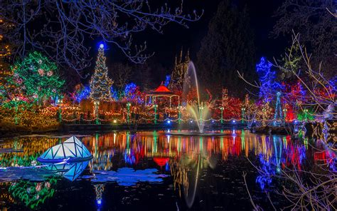vancouver bc christmas lights 10 family friendly things to do this christmas in vancouver