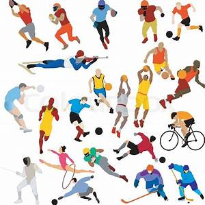 Practice Sports Clipart (32+)