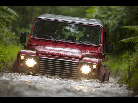 land rover water 2013 land rover defender driving through water 3