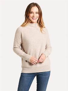 Vince Women 39 S Boiled Cashmere Funnel Neck Pullover Sweater
