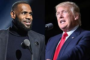 Lebron James slams Trump over comments on NFL players ...