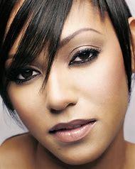 Black Women Natural Makeup Look