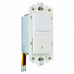 Pass  U0026 Seymour Rw500uwccv4 Wall Switch Occupancy Sensor