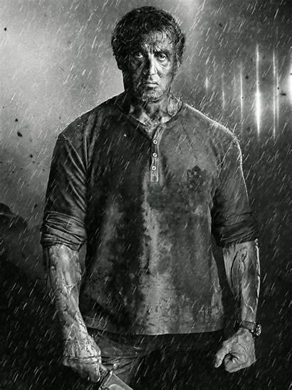 Rambo Stallone Sylvester Movies Blood Last 4k