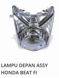 Jual Reflektor Lampu Depan Honda Beat Fi Di Lapak Momon