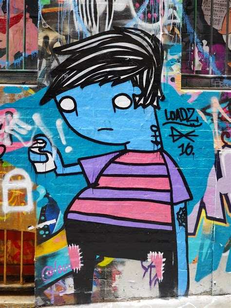 Where To Find The Best Melbourne Street Art Map Included