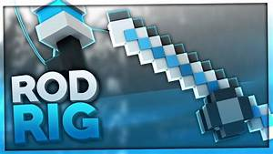 CINEMA 4D : MINECRAFT FISHING ROD RIG - YouTube