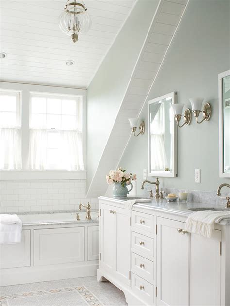 Spa Bathroom Color Schemes by Tips For Bathroom Color Schemes