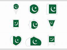 Pakistan Flag Model Download Free Vector Art, Stock