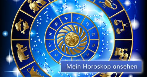 dein horoskop kostenlos tag woche monat
