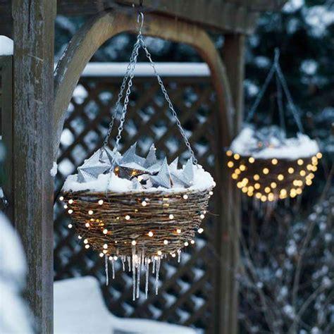 creative outdoor christmas lights  garden glove