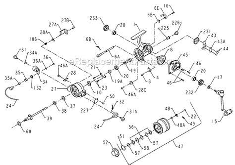 penn ss parts list  diagram ereplacementpartscom