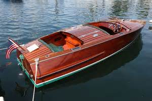 Images of Timber Speed Boats For Sale