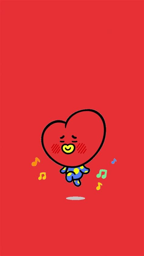 Tata Backgrounds by Risultati Immagini Per Bt21 Line Tata Anime Bts Bts