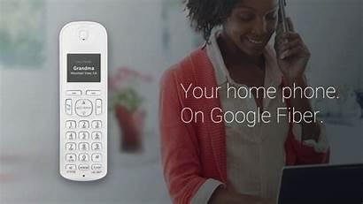 Fiber Phone Google Service