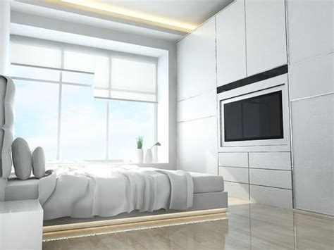 Minimalist Bedroom Ideas For Those Who Don't Like