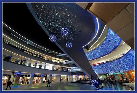 kanyon shopping mall   photo  istanbul marmara