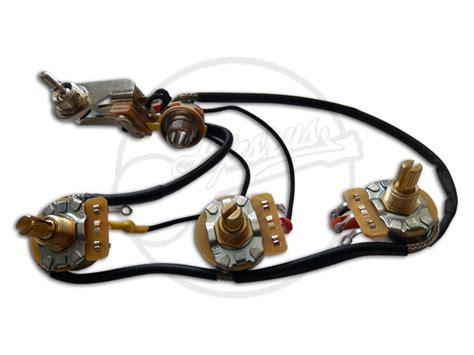 wiring loom  gibson flying