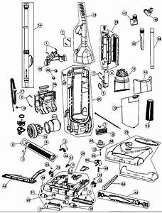 Vacuum Parts  Vacuum Parts Diagram