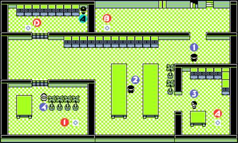 pokemon red  bluesilph company strategywiki