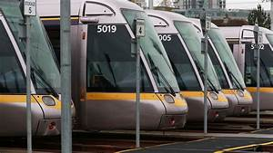 Luas figures show drivers paid for some strike days