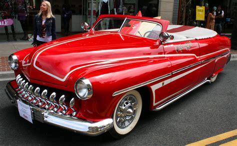 Mercury Cars : Mercury Custom By David Lee Roth