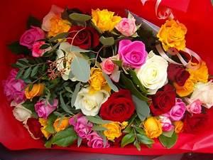 Beau Bouquet De Fleur : beau bouquet ~ Dallasstarsshop.com Idées de Décoration