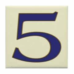 art in the news ceramic letter and numbers tiles With small ceramic tile letters