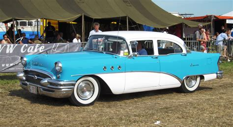 1955 Buick Special - Information and photos - MOMENTcar