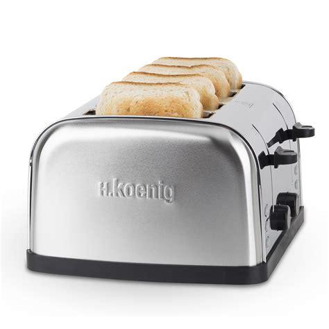 tostapane 4 pinze tostapane a 4 pinze koenig toast inox ideale per